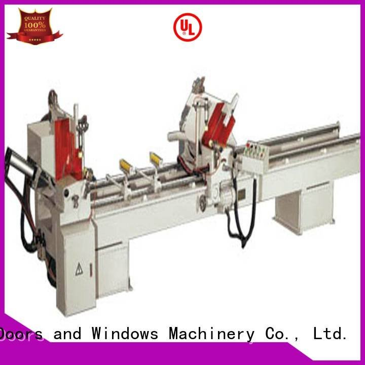 Custom kt383fdg aluminium cutting machine kt323ab aluminium cutting machine price