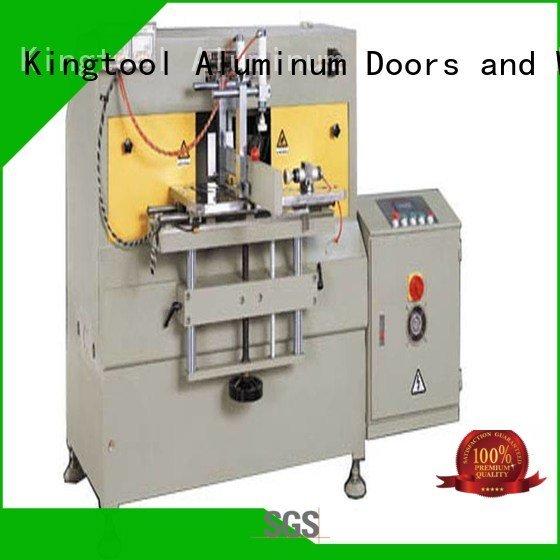 machines aluminum cnc milling machine for sale material kingtool aluminium machinery