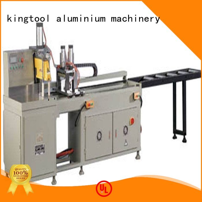 display aluminium cutting machine price cutting machine kingtool aluminium machinery Brand