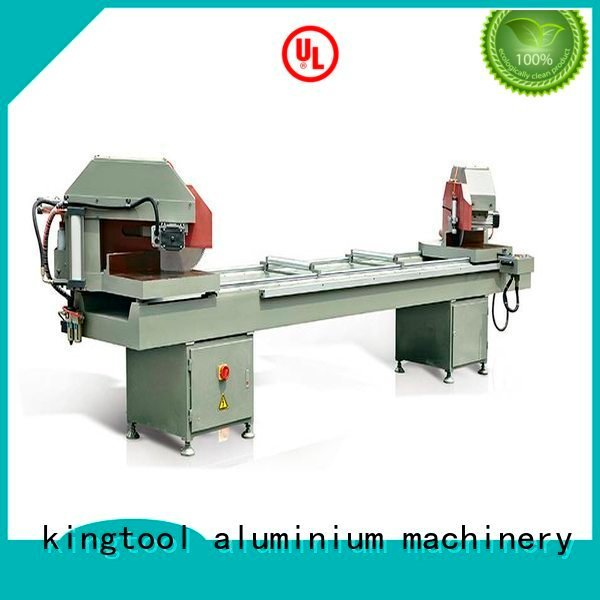 kingtool aluminium machinery Brand wall display manual aluminium cutting machine