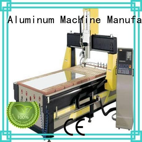 Wholesale center aluminium router machine kingtool aluminium machinery Brand