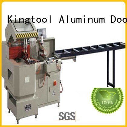 aluminium cutting machine price cutting full manual readout kingtool aluminium machinery