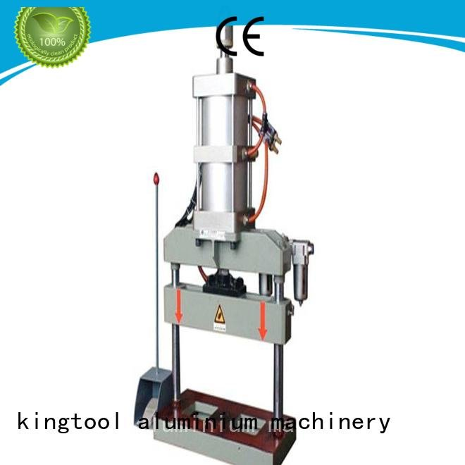 OEM aluminium punching machine multicy linder hydraulic four column aluminum punching machine