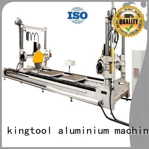 kingtool aluminium machinery cnc router aluminum cutting profile cnc machine
