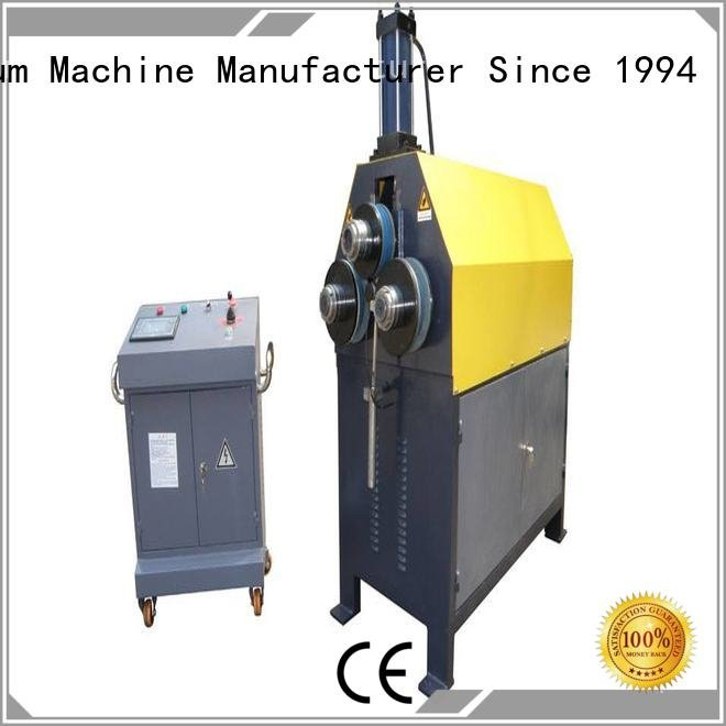 Custom aluminum bending machine bending cnc automatic kingtool aluminium machinery
