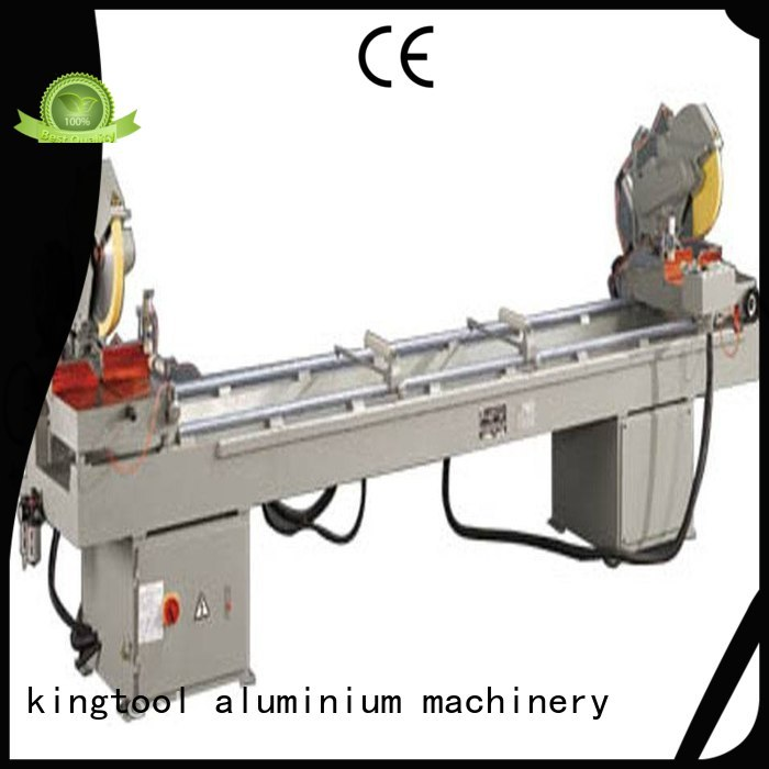 2axis aluminium cutting machine machine heavy kingtool aluminium machinery company