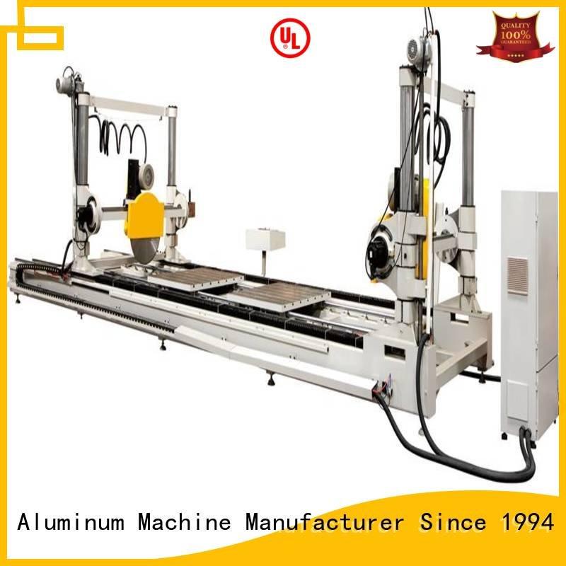 kingtool aluminium machinery aluminium router machine aluminum machine cnc profile