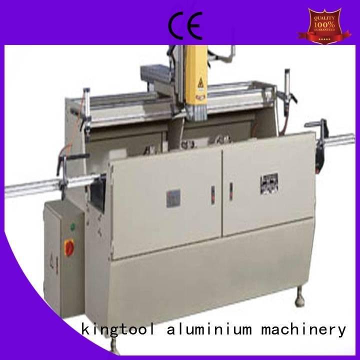 Wholesale heavy profile aluminium router machine kingtool aluminium machinery Brand
