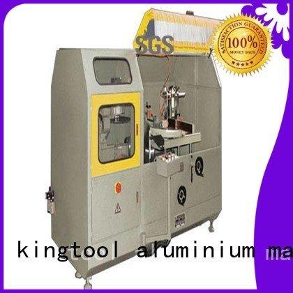 kingtool aluminium machinery saw aluminum curtain wall cutting machine cutting wall