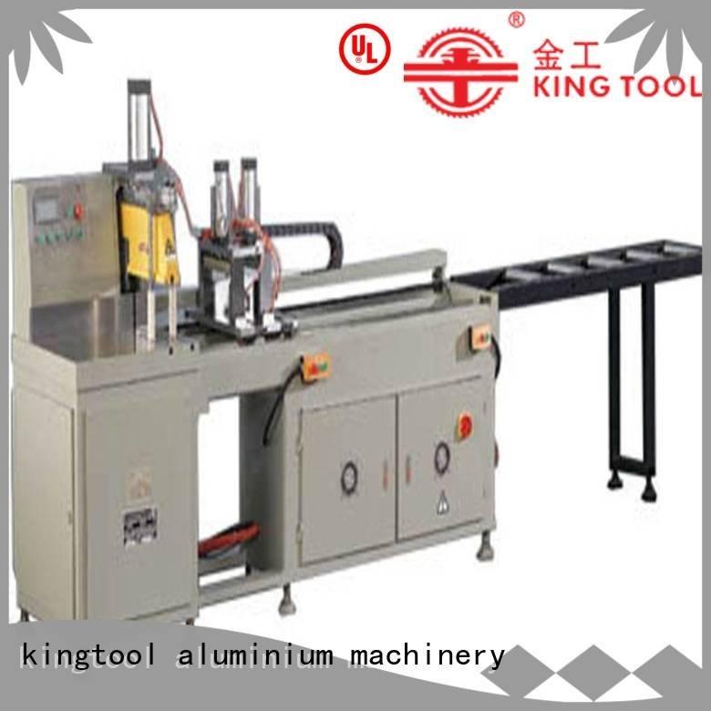 cutting head manual profiles kingtool aluminium machinery aluminium cutting machine