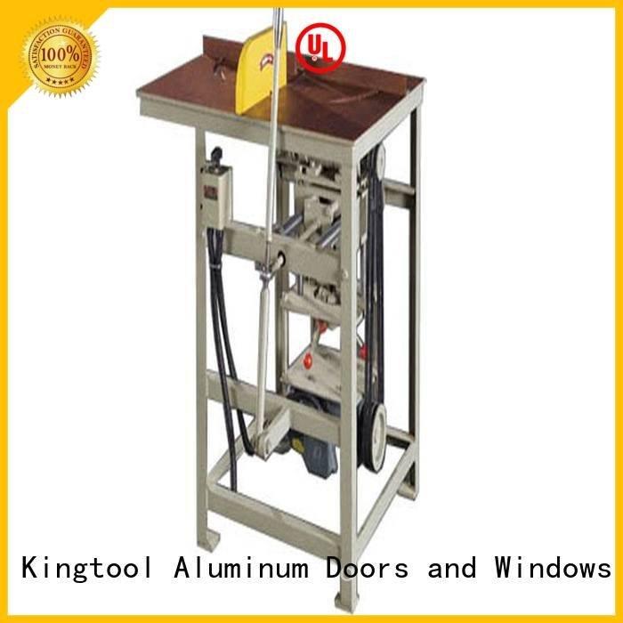 readout various kingtool aluminium machinery aluminium cutting machine