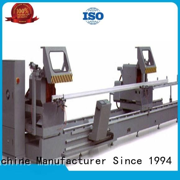 heavyduty precision automatic kingtool aluminium machinery Brand aluminium cutting machine