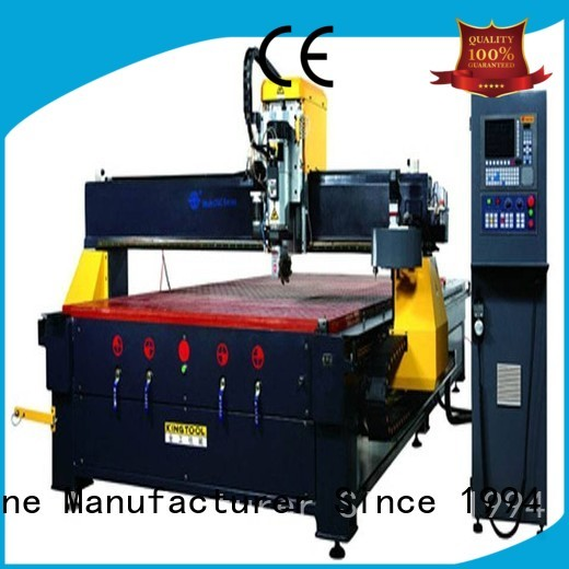 aluminum cnc router router machine aluminium router machine industrial kingtool aluminium machinery Brand