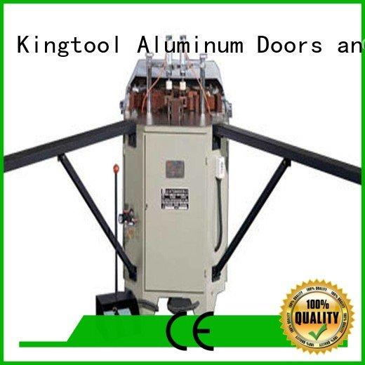 profile hydraulic kingtool aluminium machinery aluminium crimping machine