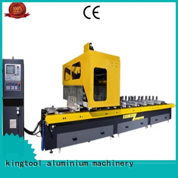 double 5axis head kingtool aluminium machinery cnc router aluminum