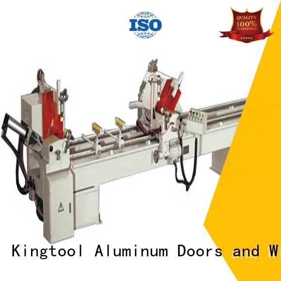 kingtool aluminium machinery Brand kt323ab 3axis kt328fdg aluminium cutting machine price
