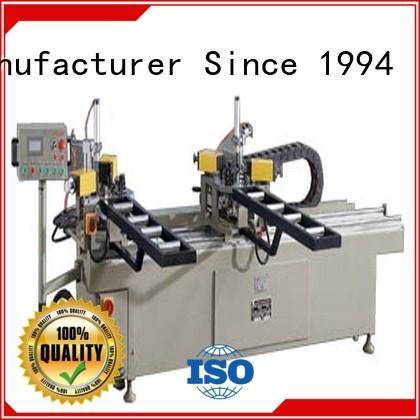 kingtool aluminium machinery Brand heavy doubl ecorner duty aluminium crimping machine for sale aluminum