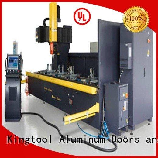 kingtool aluminium machinery industrial 3axis kt750 cnc router aluminum kt630cnc