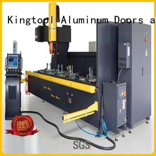 cnc router aluminum router kingtool aluminium machinery Brand aluminium router machine