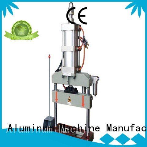aluminium punching machine seated profile kingtool aluminium machinery Brand