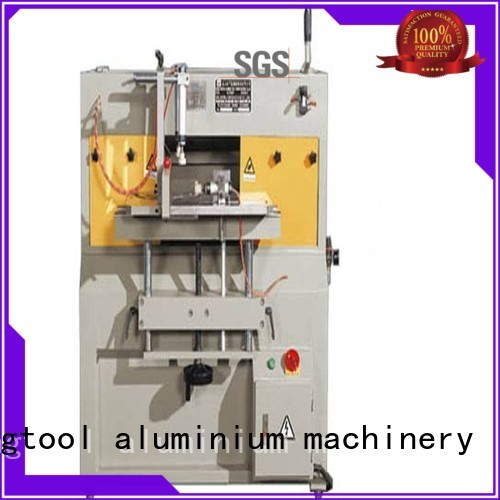 end-milling machine curtain machines Warranty kingtool aluminium machinery