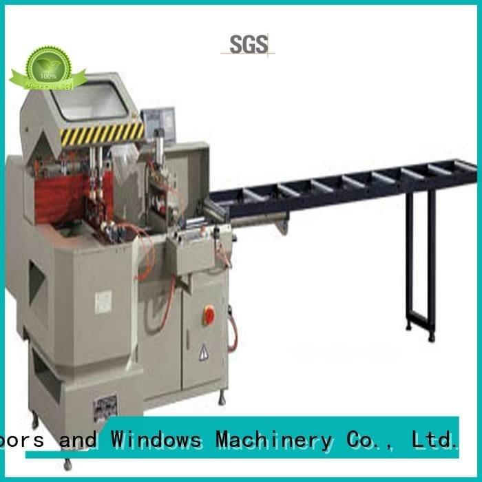 kingtool aluminium machinery aluminium cutting machine price aluminum wall 2axis