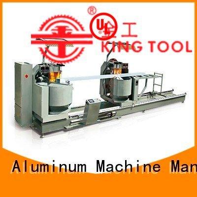 aluminium cutting machine price aluminum kingtool aluminium machinery Brand aluminium cutting machine