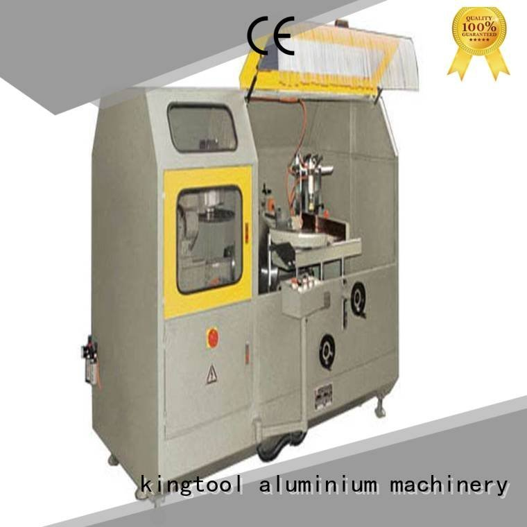 OEM aluminum curtain wall cutting machine cutting wall aluminum curtain wall machinery