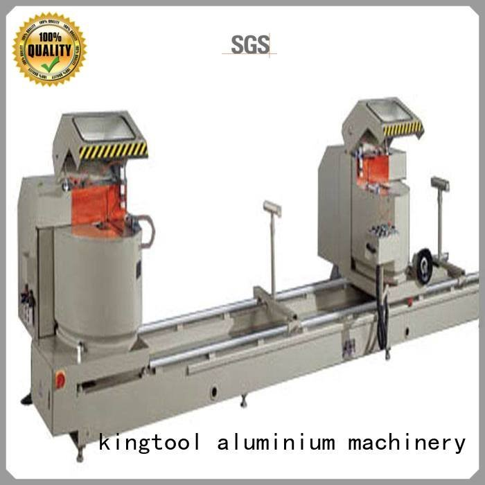 precision readout profile aluminium cutting machine price kingtool aluminium machinery