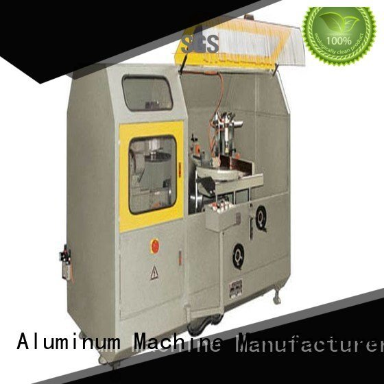 kingtool aluminium machinery Brand cutting aluminum curtain wall machinery head saw