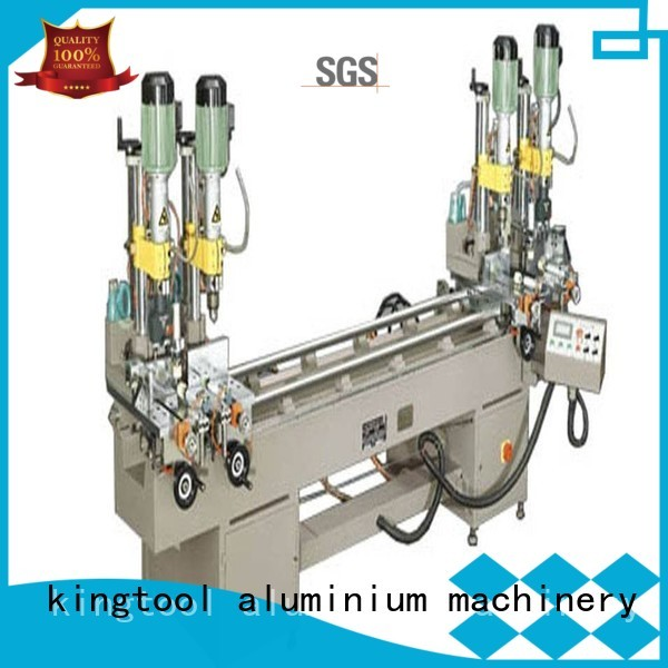 kingtool aluminium machinery Brand ware material Aluminium Drilling Machine manufacture