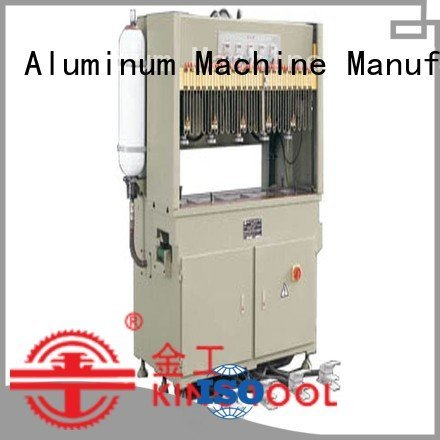 column aluminum punching machine four column multicy linder kingtool aluminium machinery