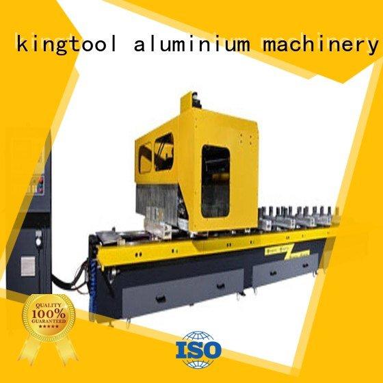 kingtool aluminium machinery Brand 5axis machining cnc router aluminum cutting center