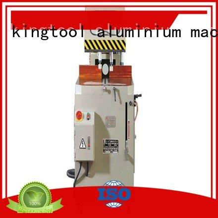 kingtool aluminium machinery Brand cnc 45degree aluminium cutting machine