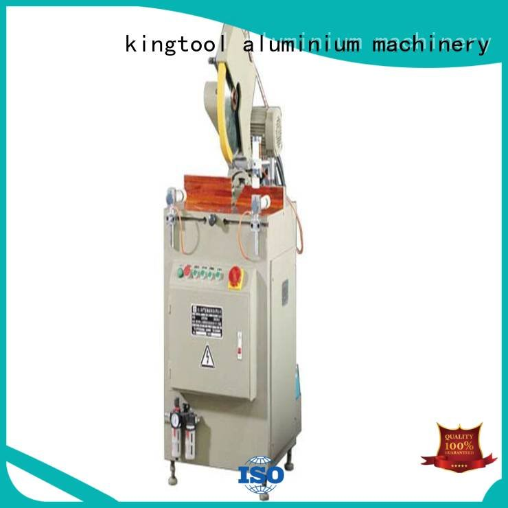 Hot aluminium cutting machine price al kt383fdg automatic kingtool aluminium machinery Brand