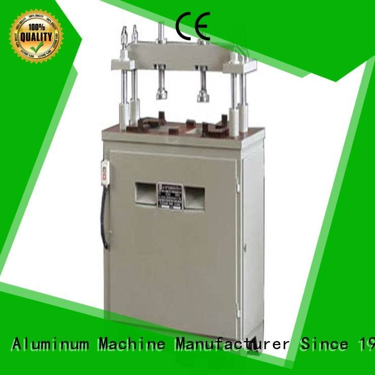 aluminium punching machine machine double kingtool aluminium machinery Brand