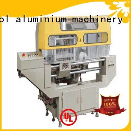 OEM cnc milling machine for sale multifunction curtain aluminum end milling machine
