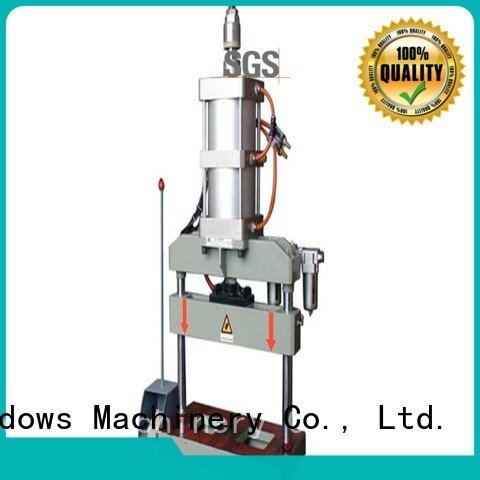 aluminium punching machine hydraulic aluminum seated kingtool aluminium machinery