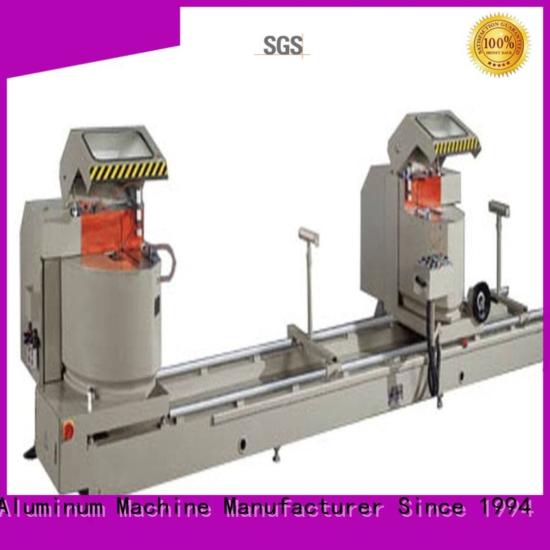 multifunction heavy machine window aluminium cutting machine kingtool aluminium machinery