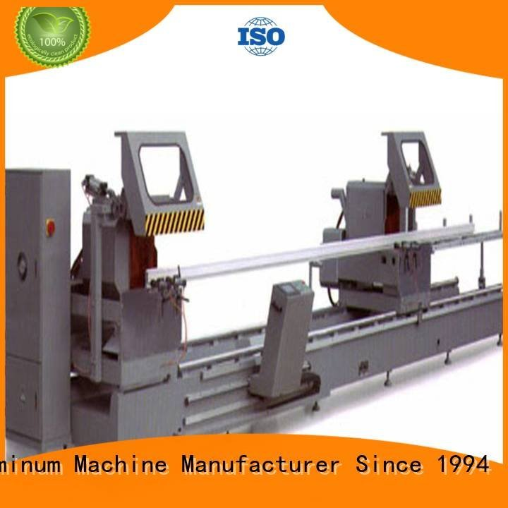 OEM aluminium cutting machine duty profiles aluminium cutting machine price