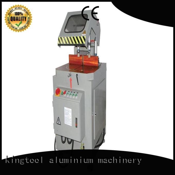 head heavy wall manual kingtool aluminium machinery aluminium cutting machine