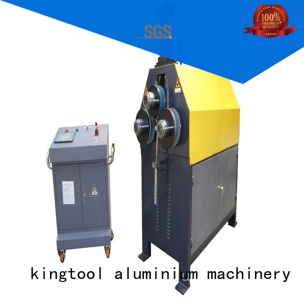 aluminium bending machine  automatic cnc aluminum bending machine kingtool aluminium machinery Brand