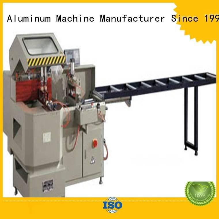 kingtool aluminium machinery Brand 3axis automatic aluminum aluminium cutting machine price