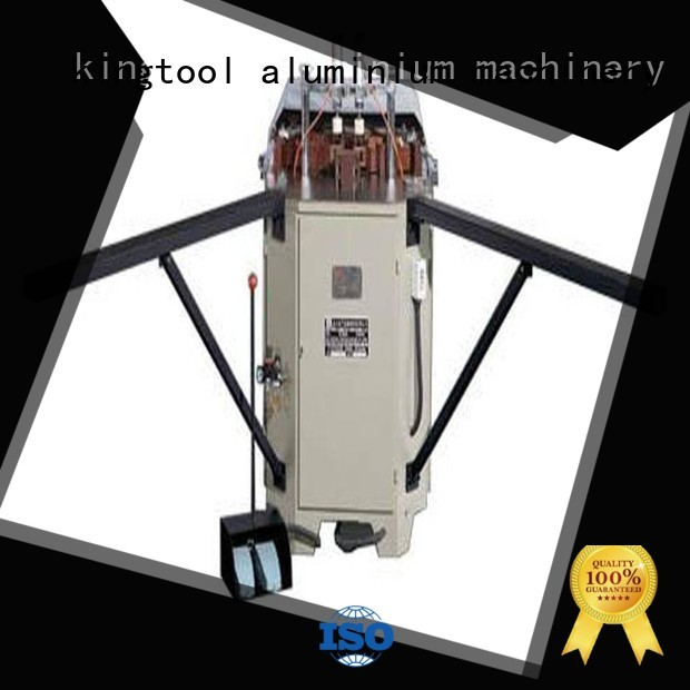 profile heavy corner aluminium crimping machine machine kingtool aluminium machinery Brand