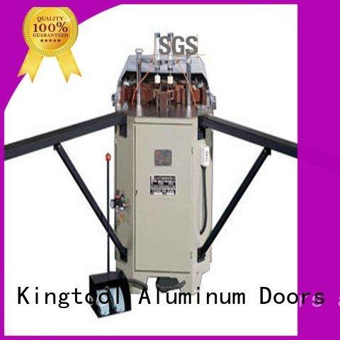 duty aluminum machine aluminium crimping machine for sale kingtool aluminium machinery