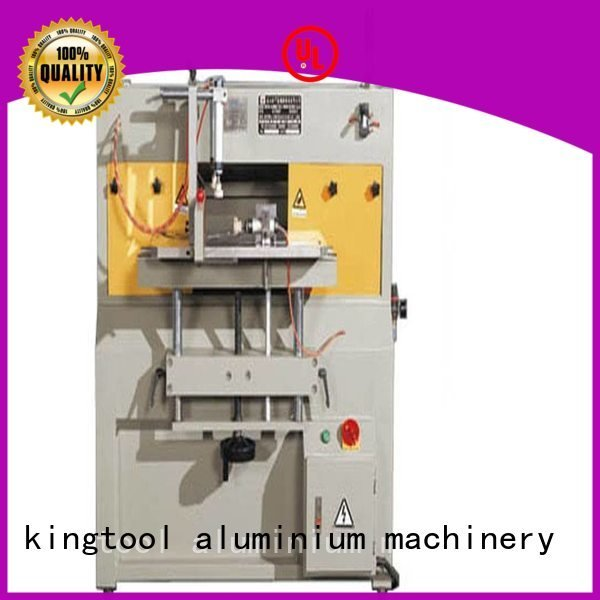 aluminum profile cnc milling machine for sale end kingtool aluminium machinery