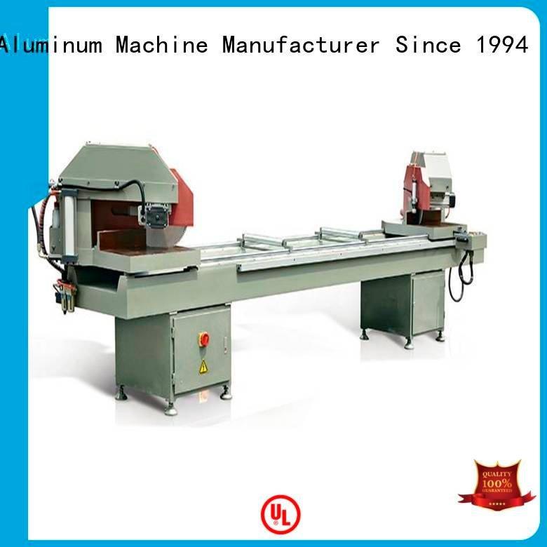 kingtool aluminium machinery Brand curtain duty aluminium cutting machine readout window