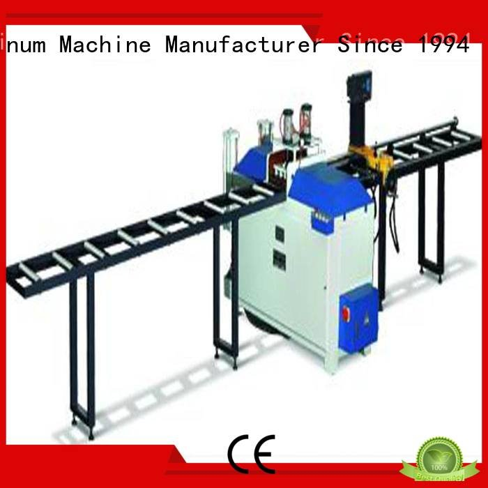 Hot aluminium cutting machine price heavyduty aluminium cutting machine type kingtool aluminium machinery