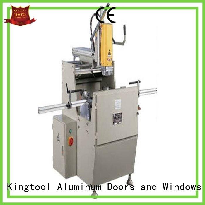 duty high axis OEM aluminium router machine kingtool aluminium machinery