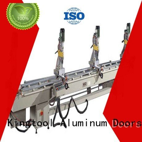 kingtool aluminium machinery Aluminium Drilling Machine material machine sanitary ware